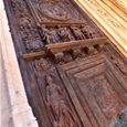 Les bâtisseurs de cathédrale : maîtres maçons et charpentiers (visite contée)