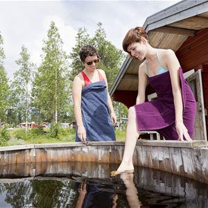 Calle Bredberg,  © Bjurholms kommun, Tunnbad Angsjöns camping