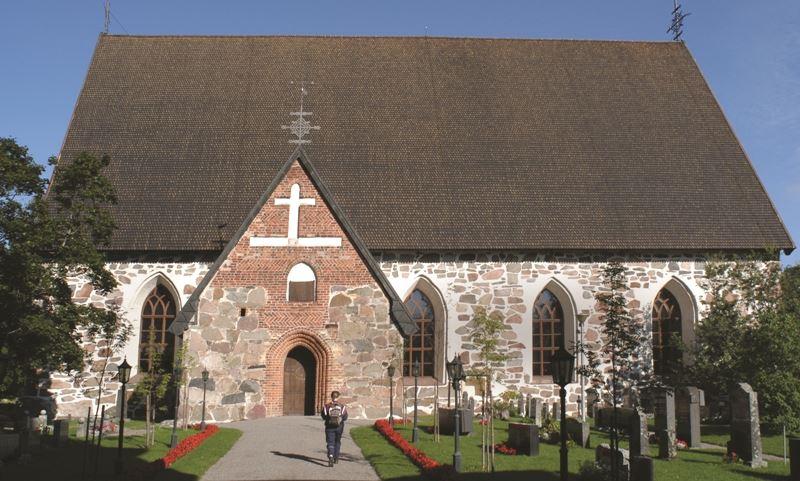Hollola Church Village | Medieval Church
