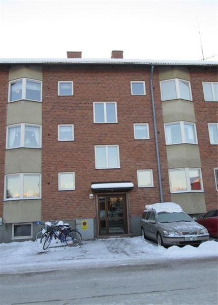 Vasaloppet. Lägenhet M129 Millåkersgatan, Mora