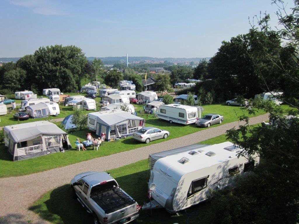 Fjordlyst Feriecenter - camping