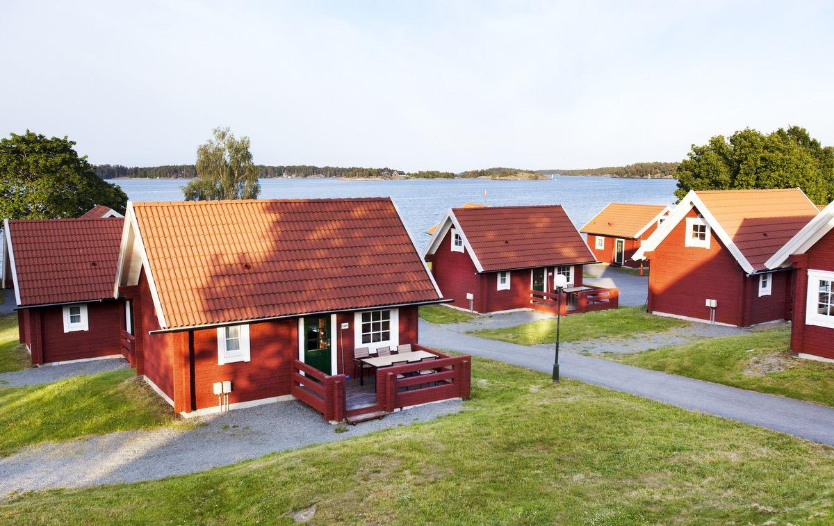 Västervik Resort Lysingsbadet - Stugby