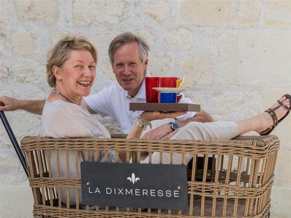 CHAMBRE D'HOTES LA DIXMERESSE