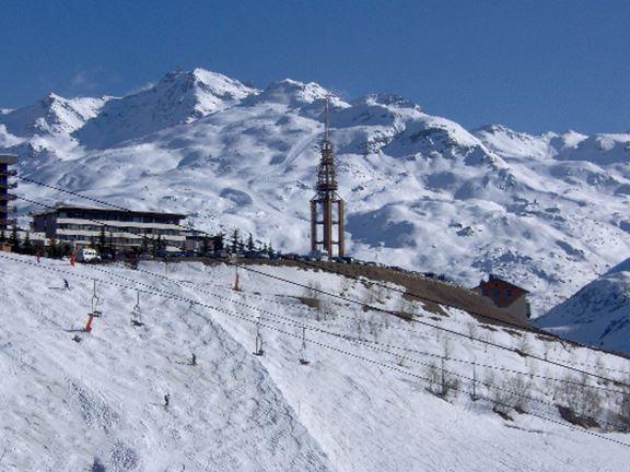 3 Pers Studio ski-in ski-out / CARON 409