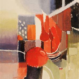 Ausstellung: MajBritt Pehrsson, Malerei