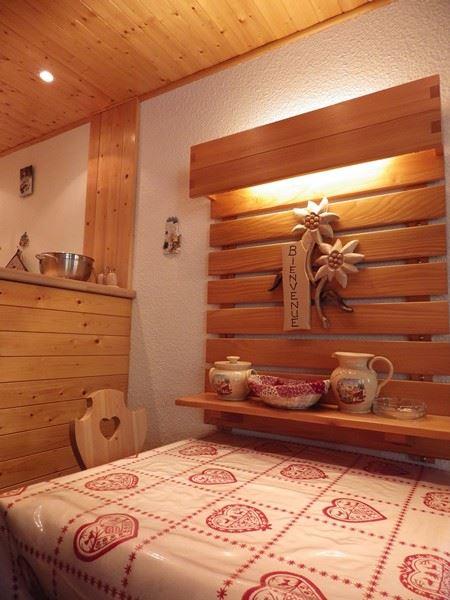 Studio 4 Pers skis aux pieds / CHANTENEIGE 409