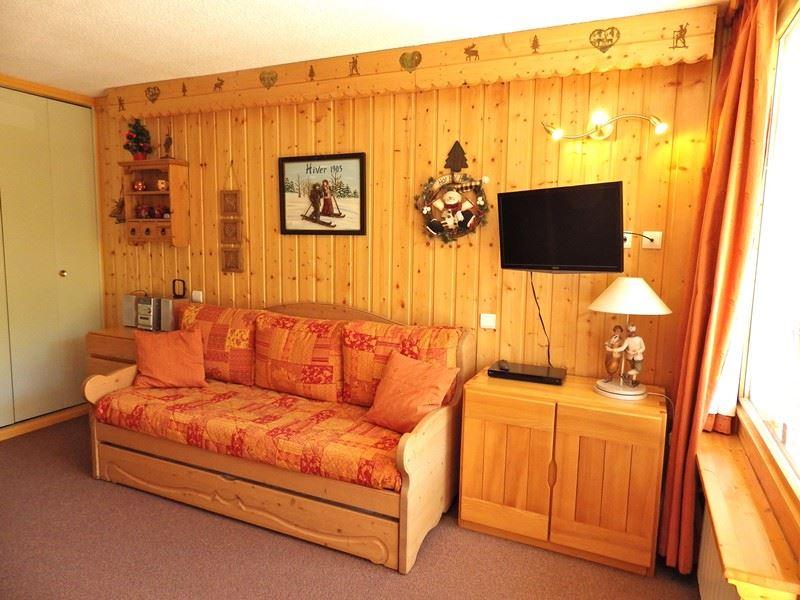4 Pers Studio ski-in ski-out / CHANTENEIGE 503