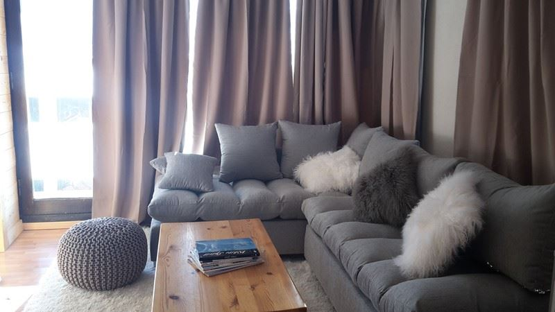 4 Rooms 10 Pers ski-in ski-out / DORONS 401