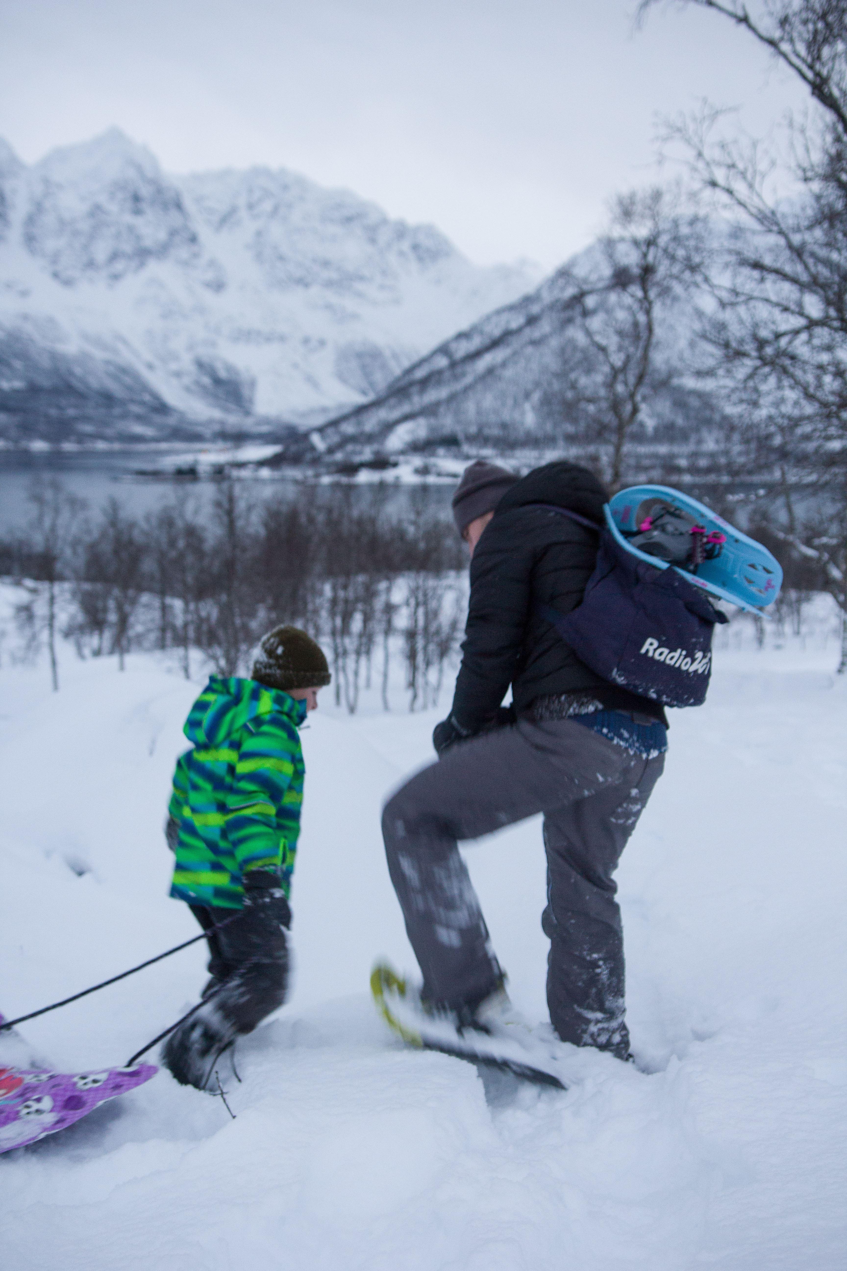 Trugepakke: Truger Tubbs Flex VRT - Tromsø Outdoor