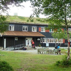 Sylmassivet (norska sidan) - DNT Nedalshytta