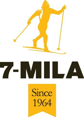 7-mila - start i Vindeln