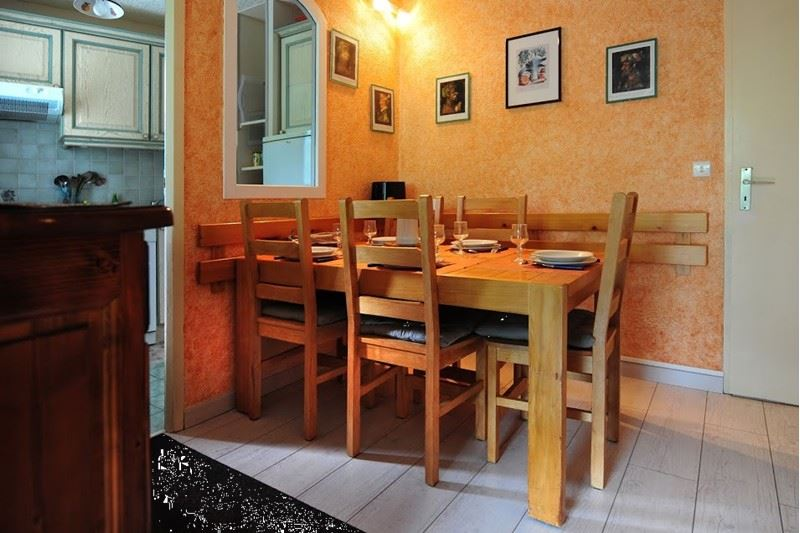 2 Room 5 Pers ski-in ski-out / CHANTENEIGE 701