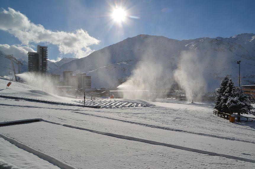 2 Pièces 6 Pers skis aux pieds / ARAVIS R11