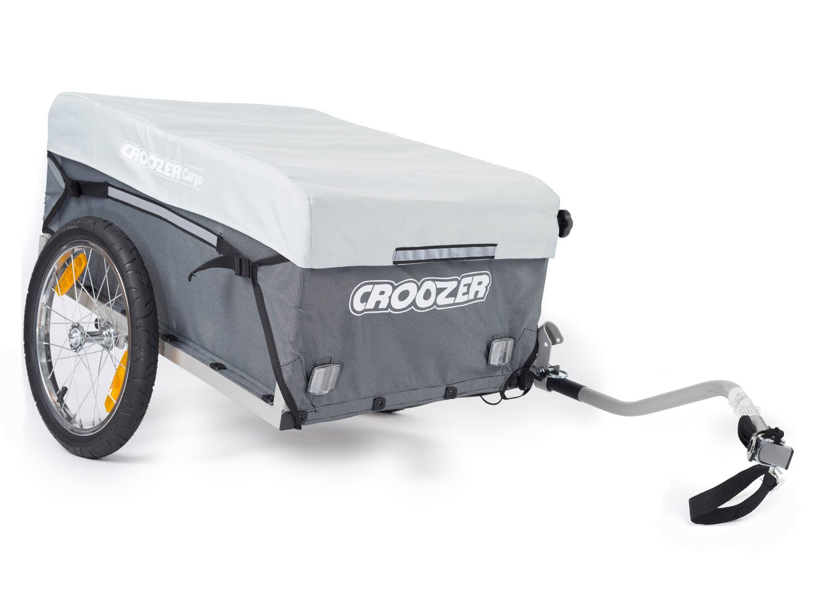 Bike cargo trailer - Croozer Travel