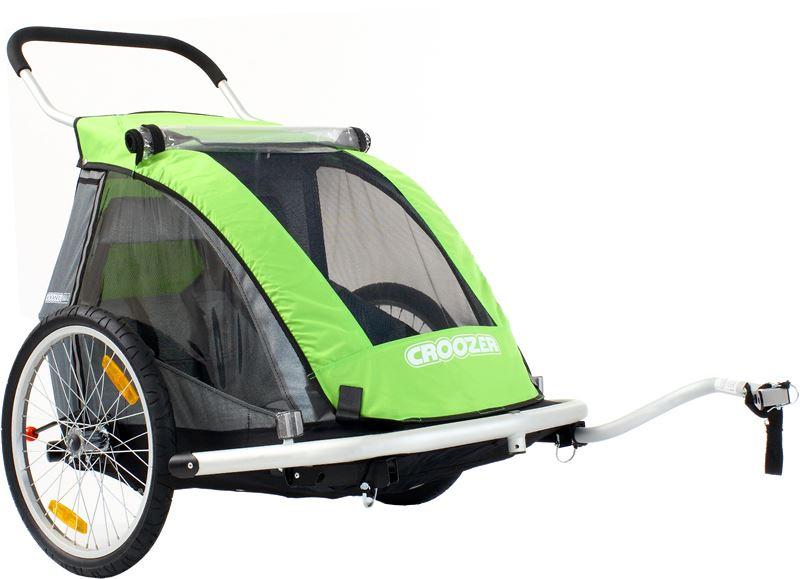 Child carrier Croozer for two children max. weight 40 kg - Tromsø Outdoor