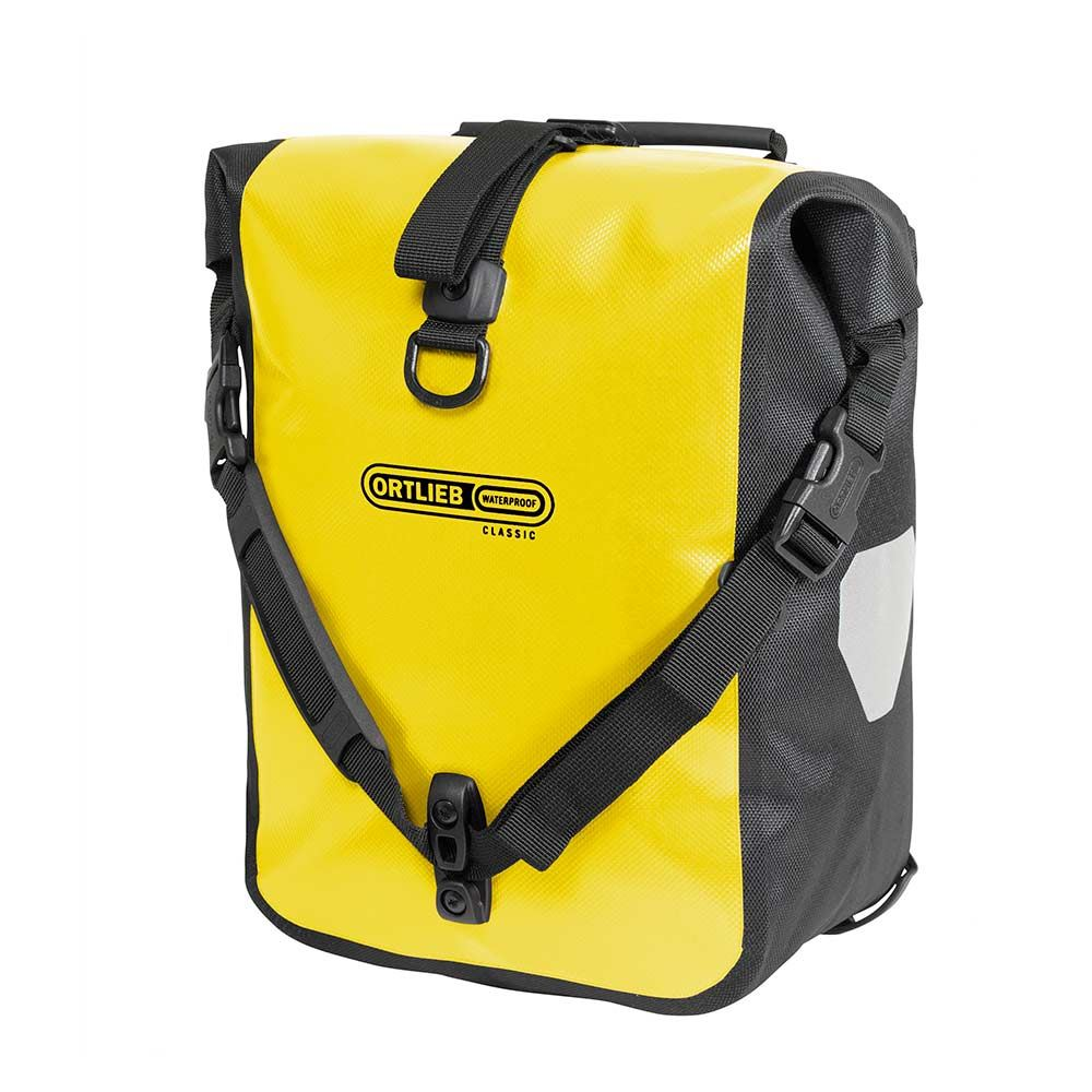 Front Ortlieb Roller Classic Pannier - 12,5 liters each