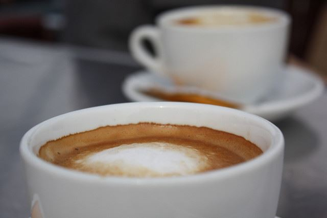 Almviks café