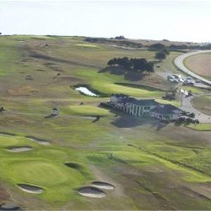 Trelleborgs Golf Club,  parking for RV / caravan