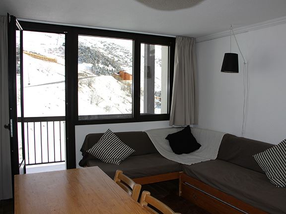 2 Room 6 pers 150m from the slopes / MEDIAN 507