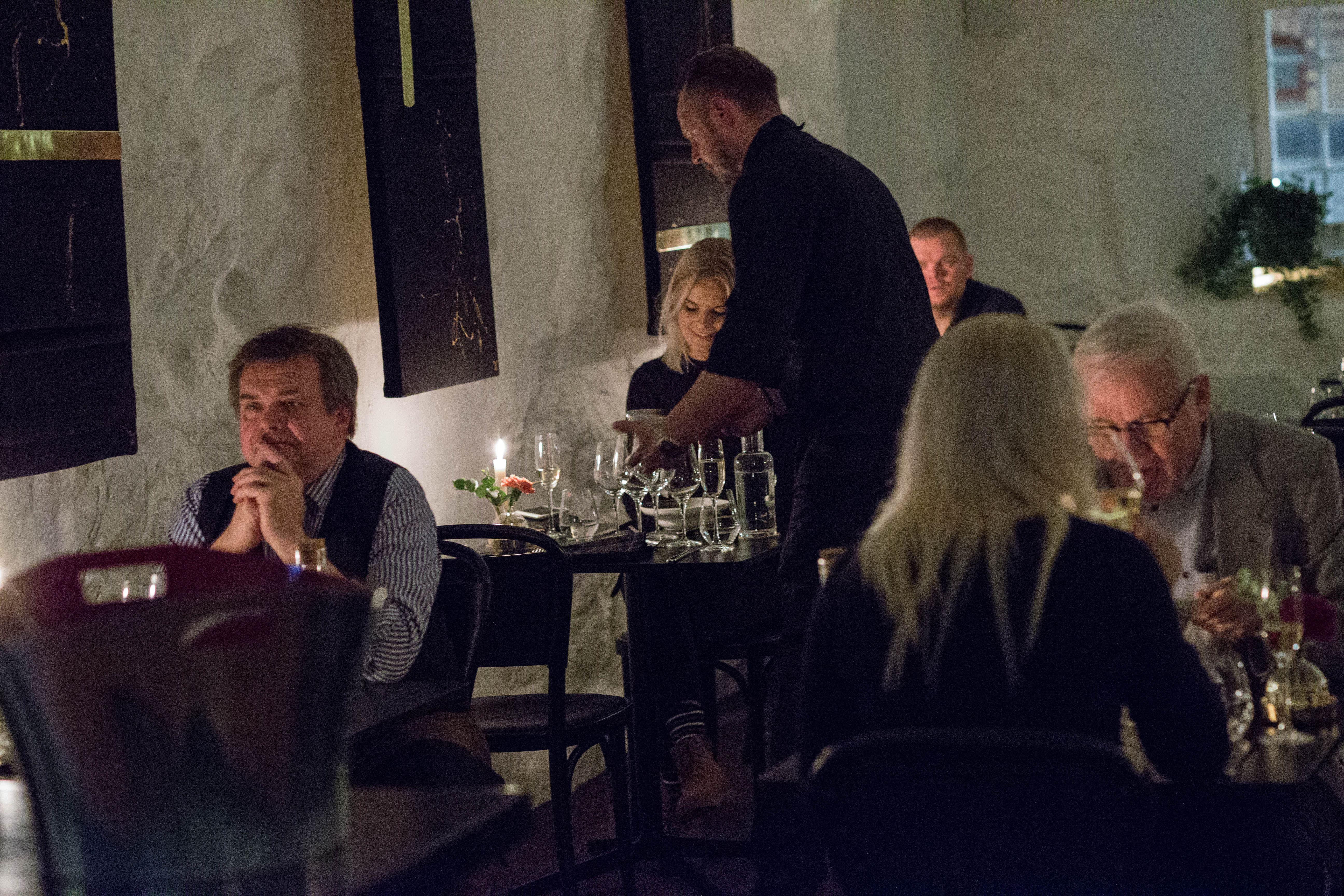 Victoria Wikström, Hunger och Törst