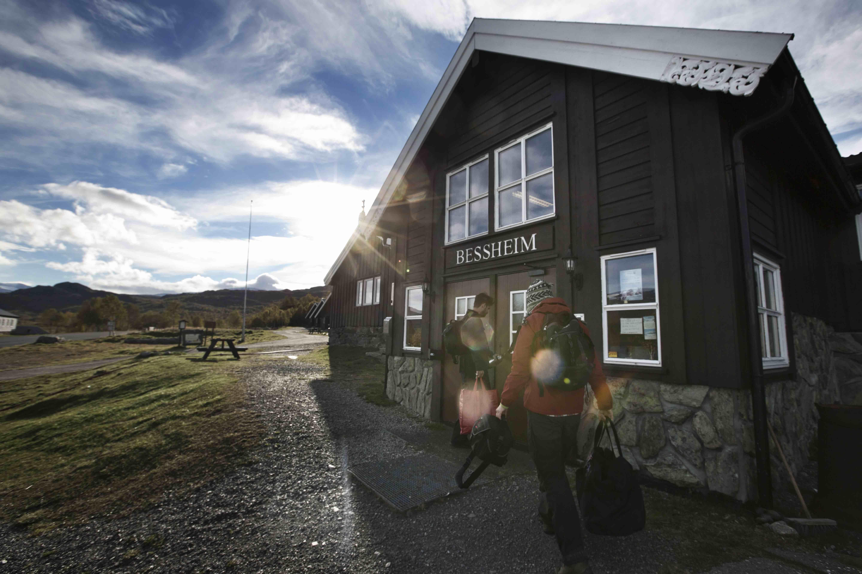 Tine Stafren,  © www.matlangsnorsketuristveger.no, Bessheim Fjellstue