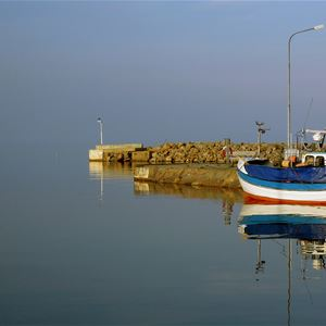 Robert Petersson, Ställplats - Krokås fiskehamn