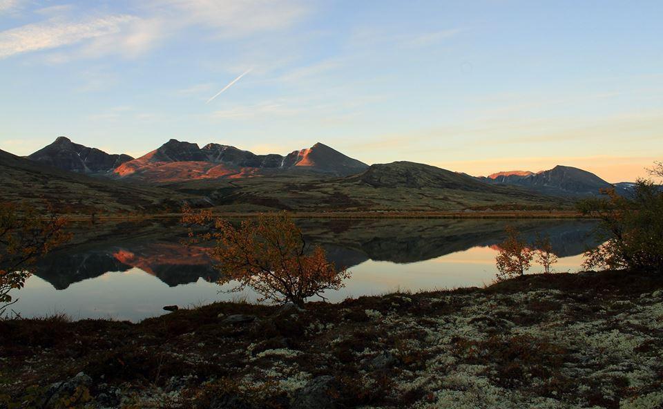 Trond Stordal,  © NDT, Nedre Dørålseter Turishytte