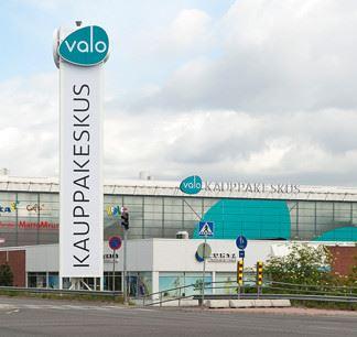 Shopping center Valo