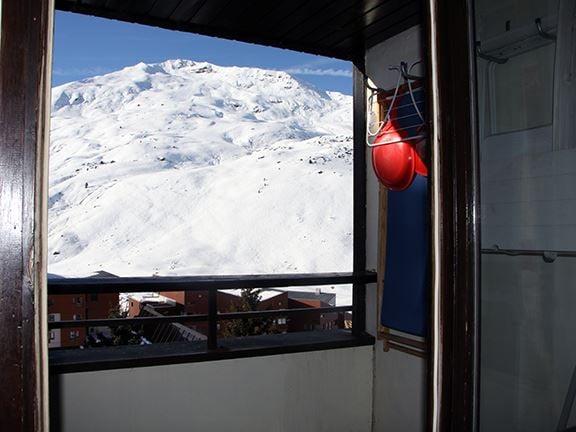 4 Pers Studio ski-in ski-out / GENTIANES 520