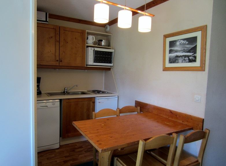 2 Room 4 pers 150m from the slopes / MEDIAN 302