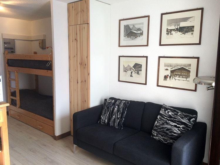 Studio cabine 4 Pers skis aux pieds / SKI SOLEIL 1510