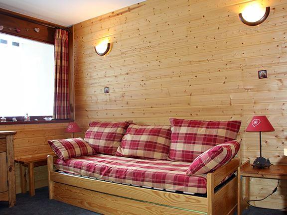 Studio cabine 4 Pers à 150m des pistes / ASTERS 1120