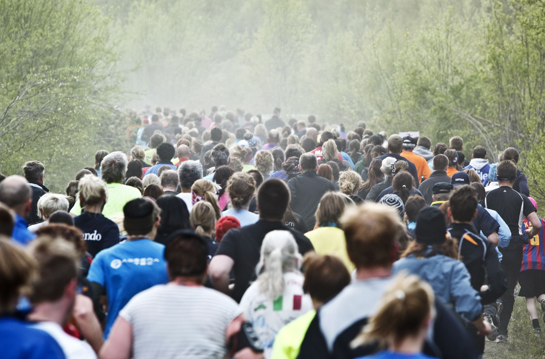 "Henrik Olofsson, Blodomloppet - ""The Blood Circulation Race"""