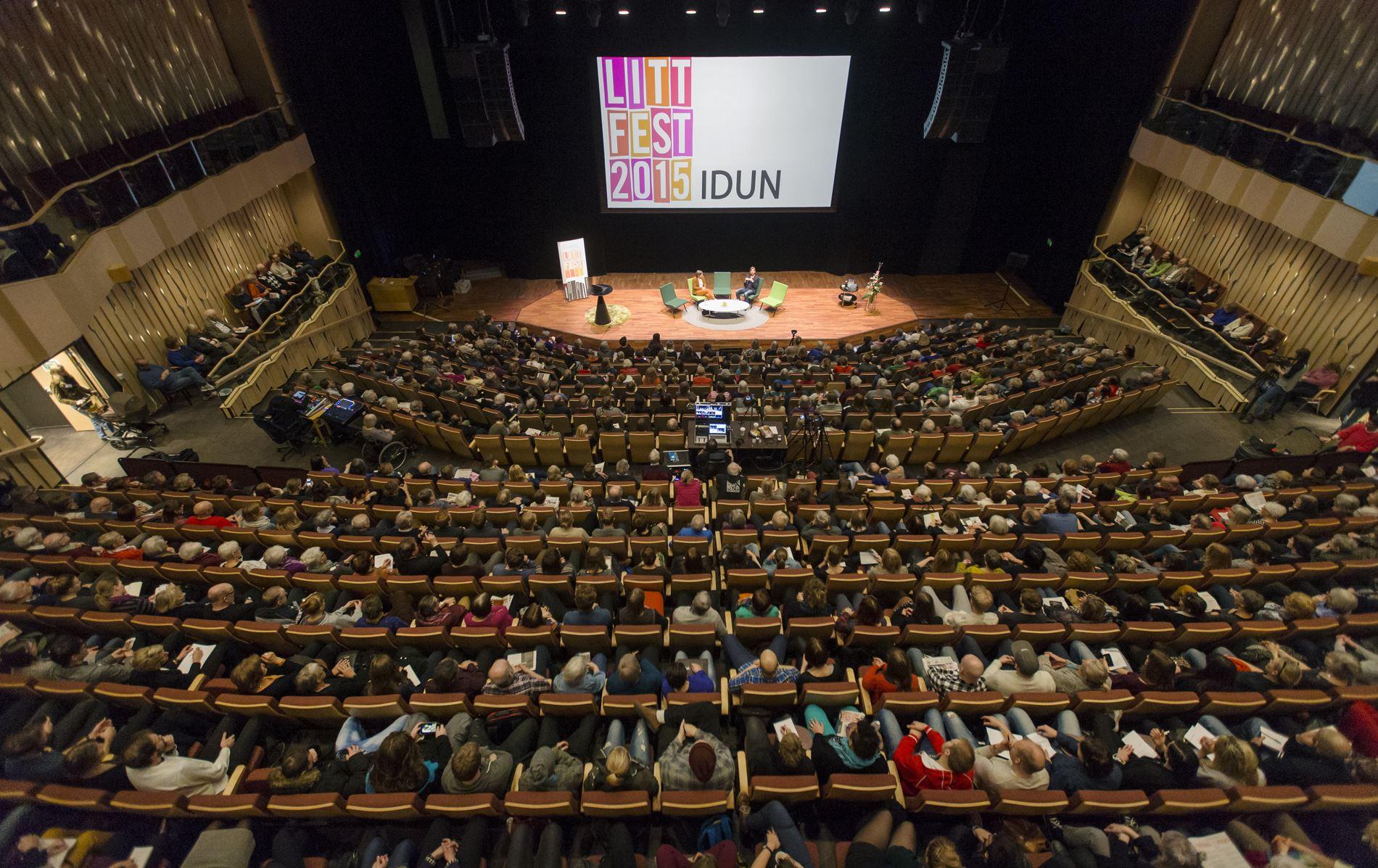 Littfest - litteraturfestival