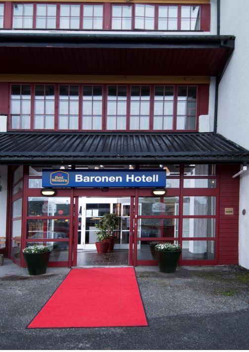 Best Western Baronen Hotel