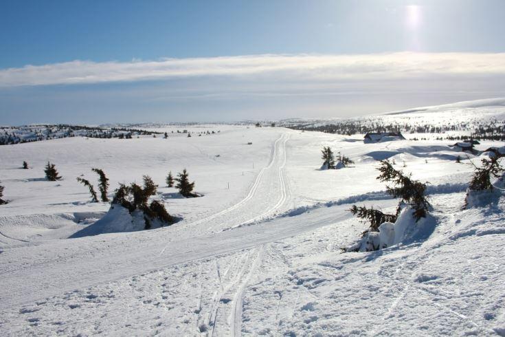 Hafjell ski maraton