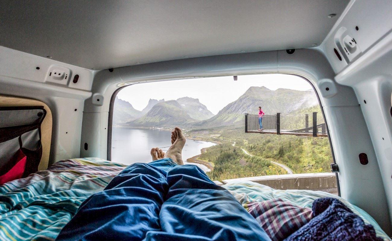 © Arctic Campers, Arctic Campers - Minicamper utleie