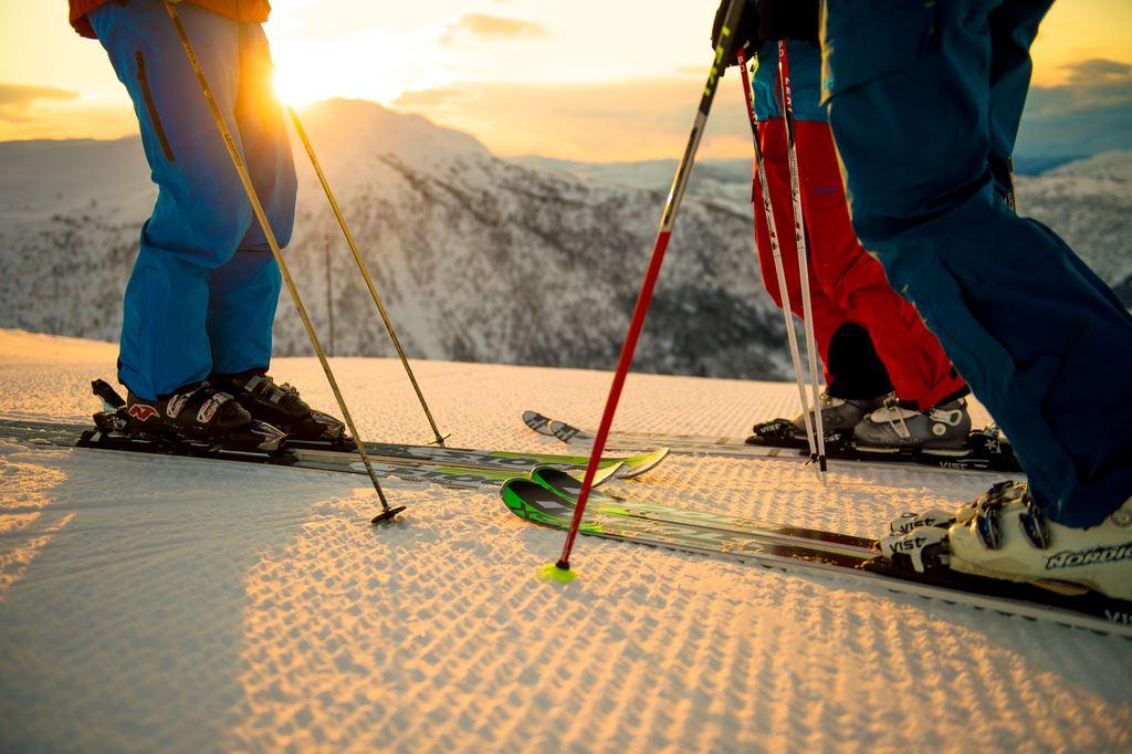Skiutleige - Alpint