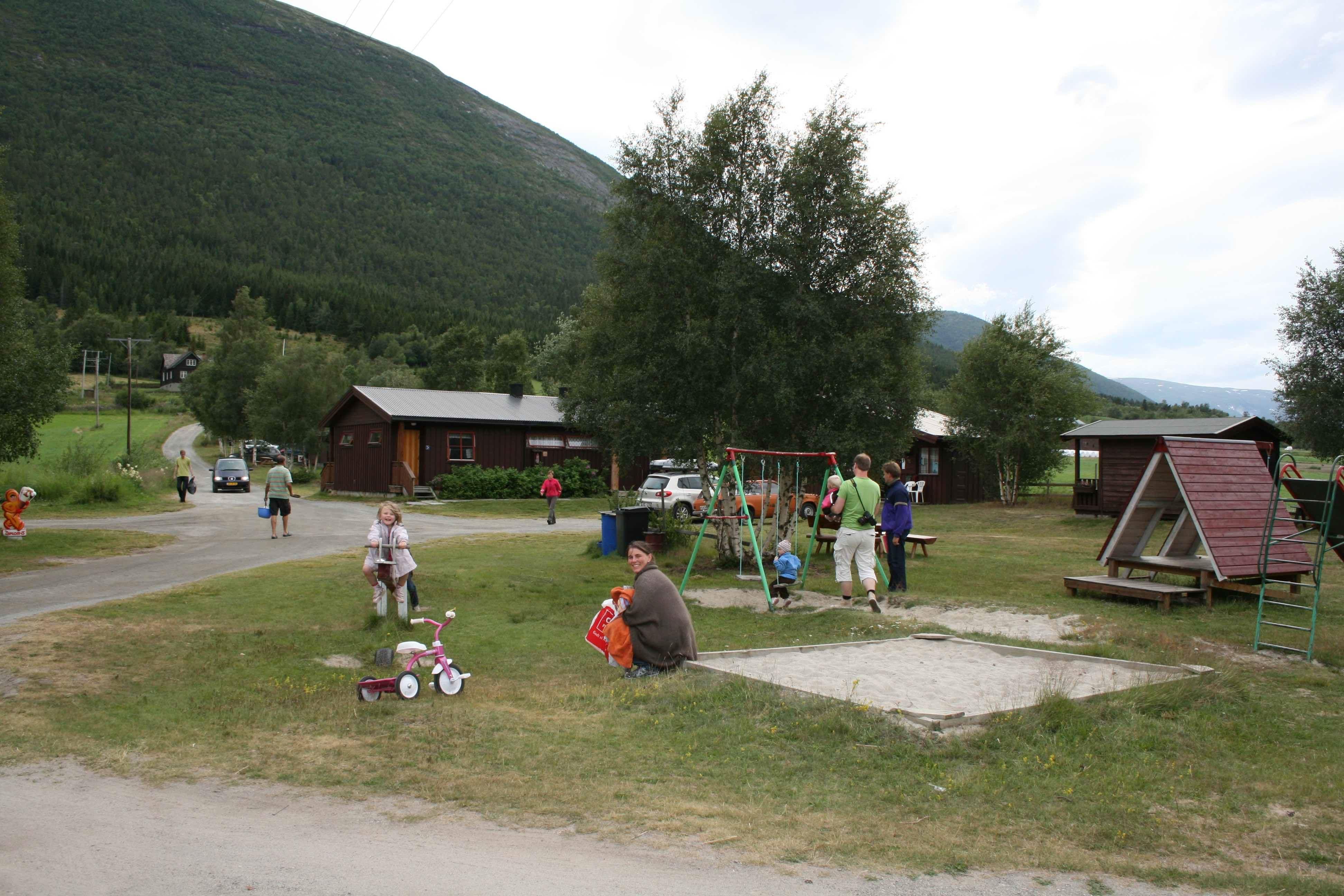 Gjeilo Camping