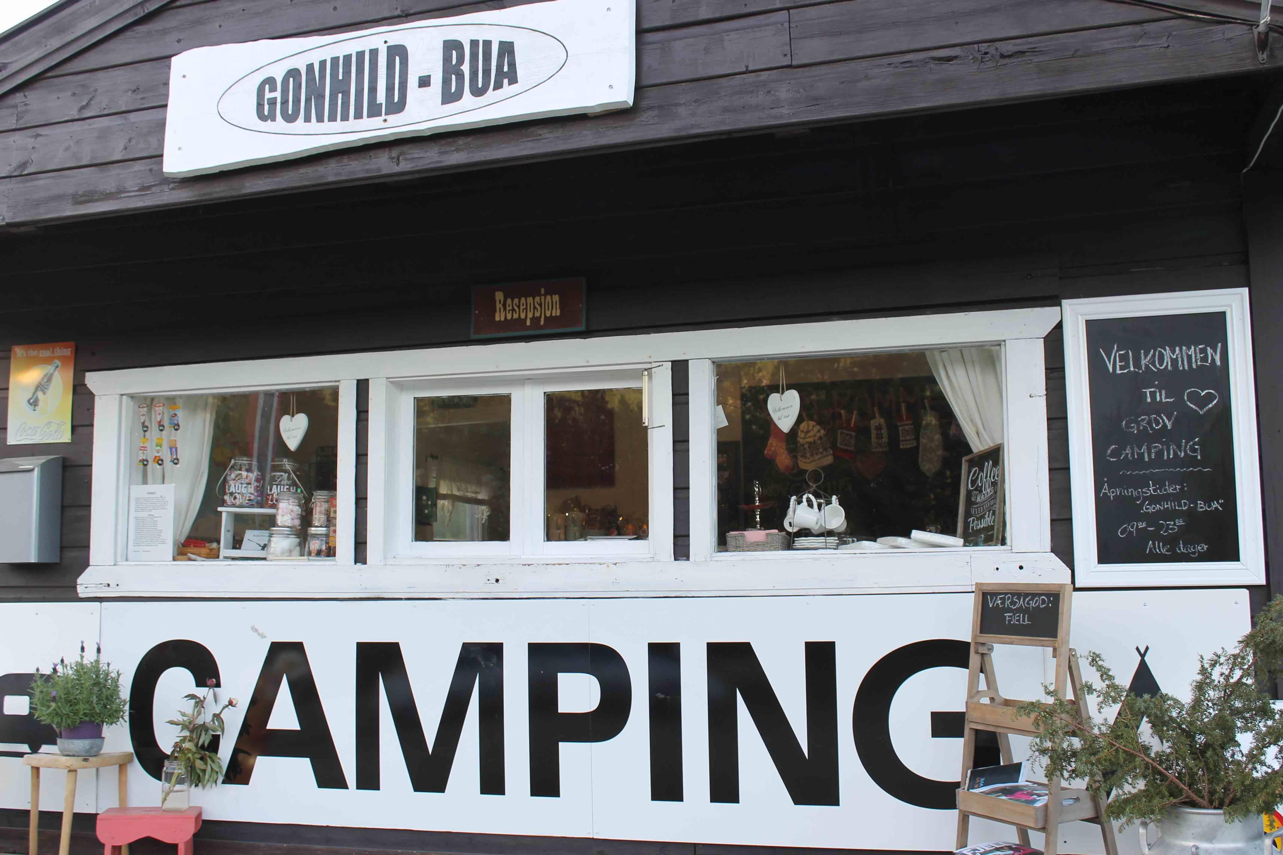 Grov Camping