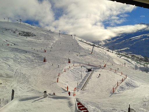 Studio 4 Pers skis aux pieds / GENEPI 41
