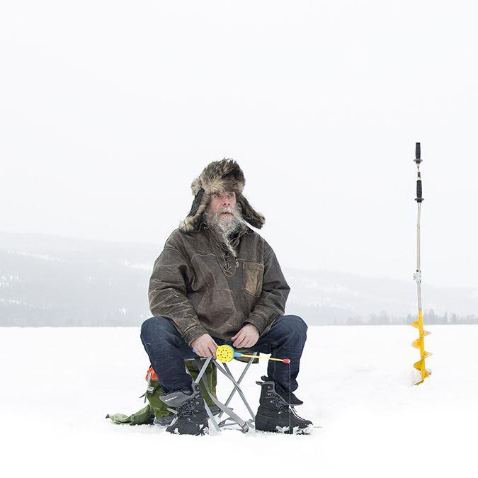 Ice fishing on Åre lake - win 10 000 SEK