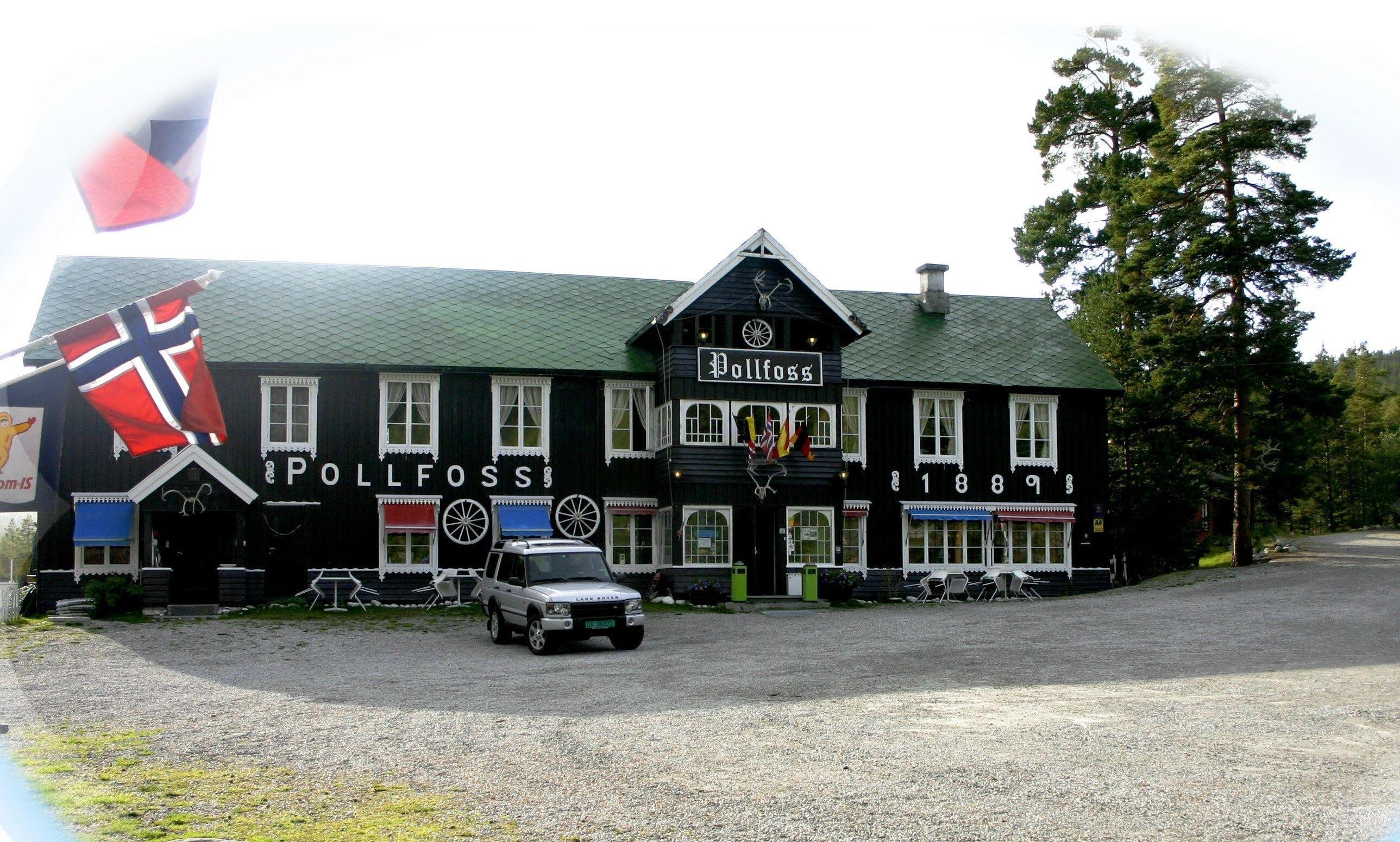 Pollfoss Gjestehus og Hotell
