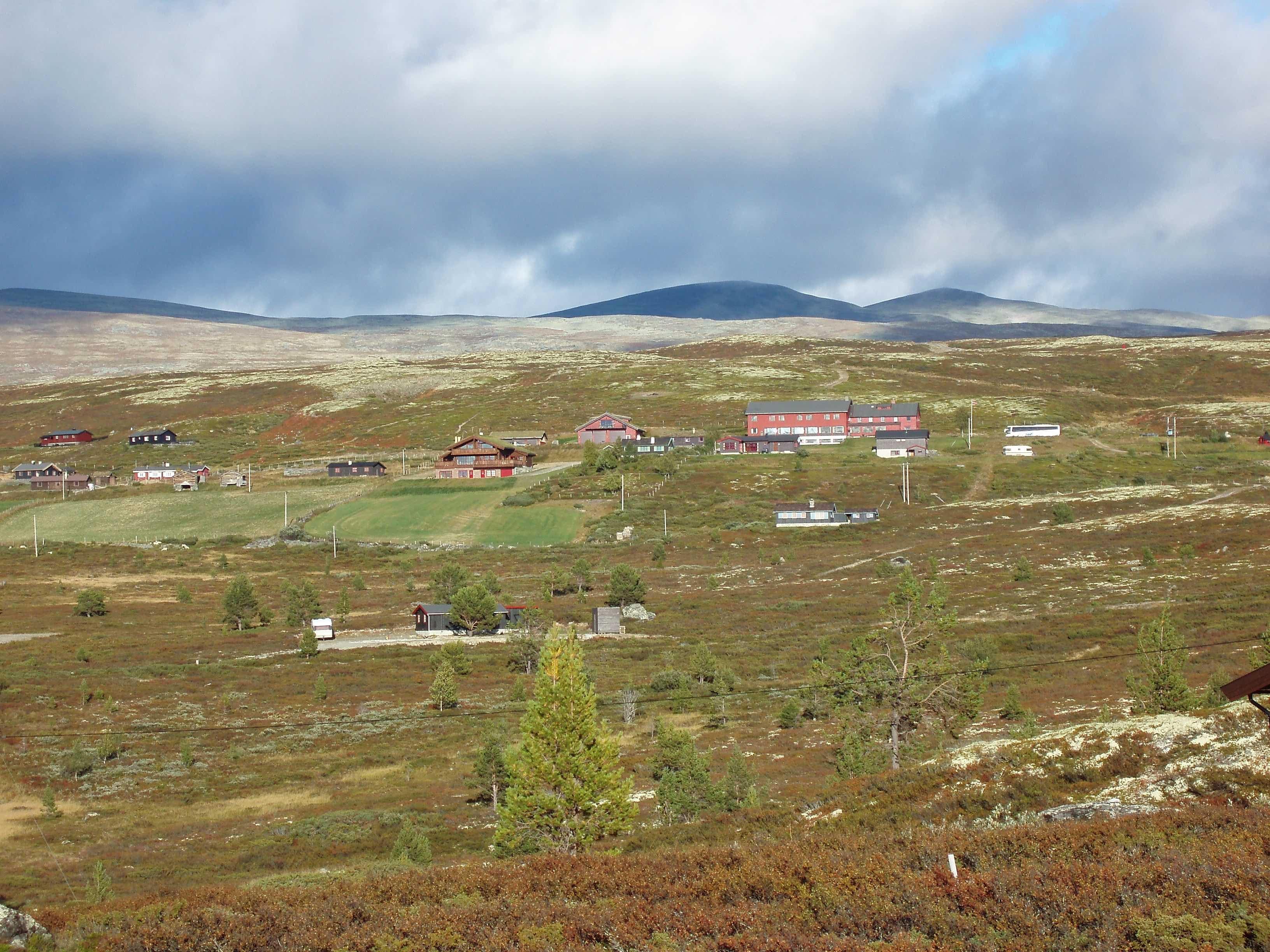 Lei mountain bike hos Rondane Haukliseter Fjellhotell