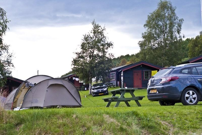 Domaas Gård Hyttetun og Caravancamp