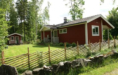 Holidayhouse Skog
