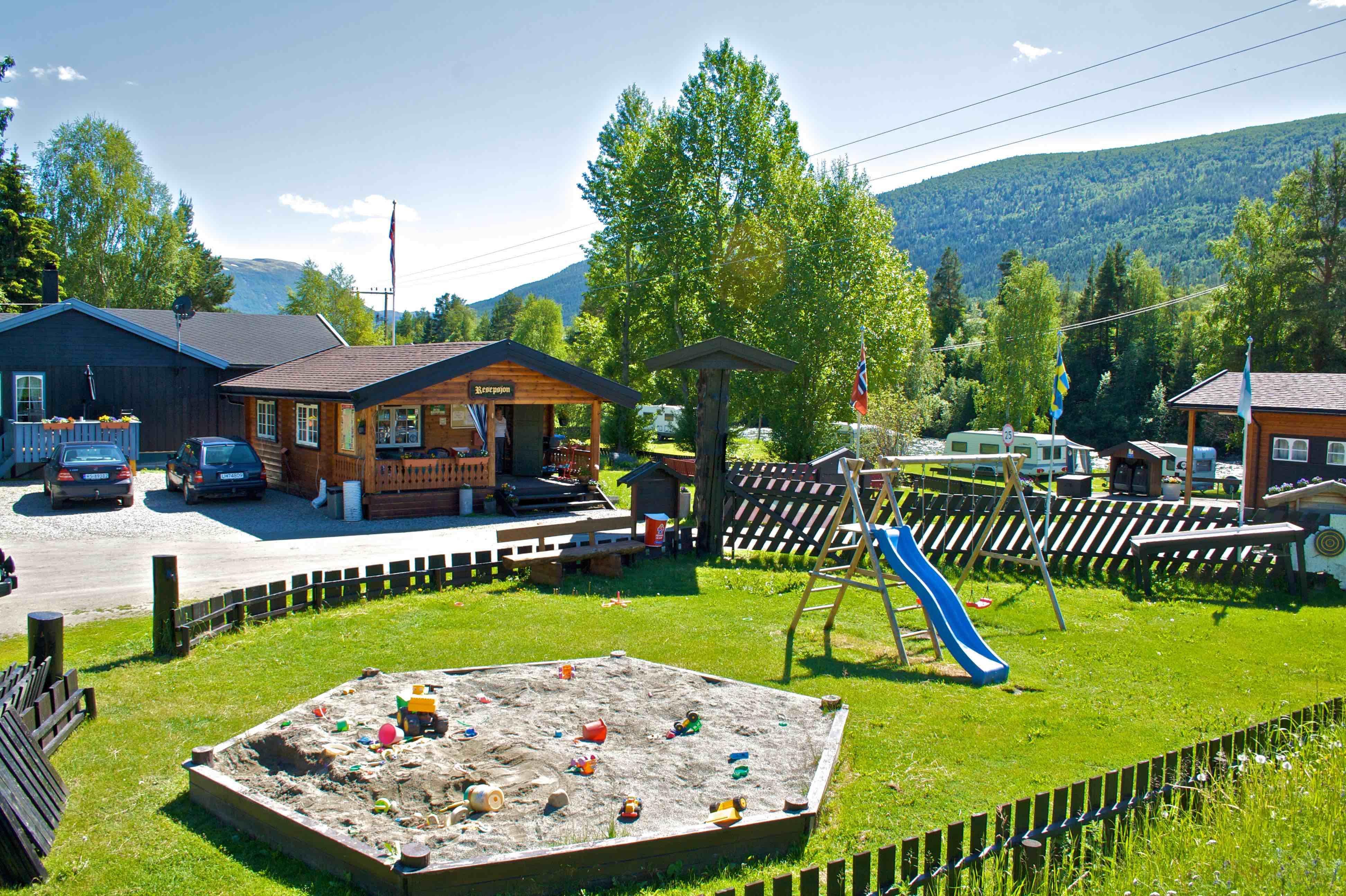Vollheim Camping og hytter