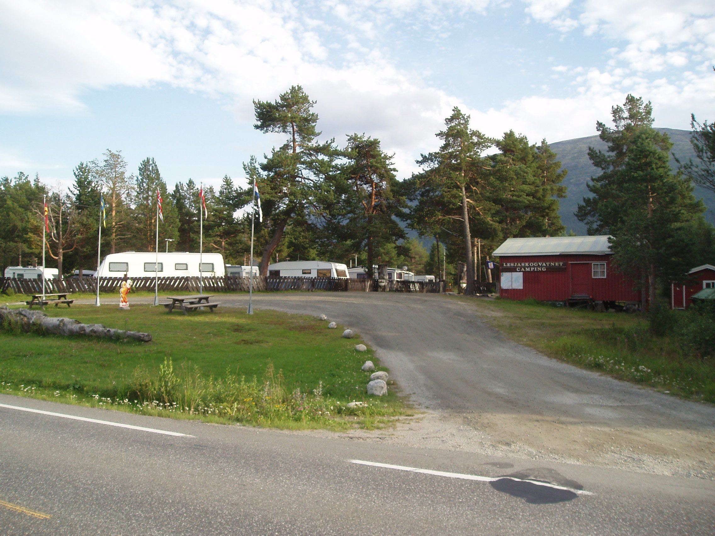 Lesjaskogvatnet Camping