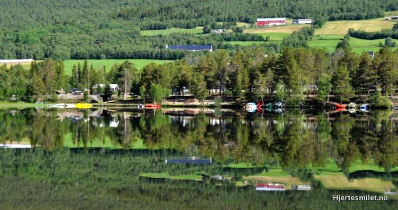 © hjertesmilet.no, Utleie av robåter, tråbåter og kano