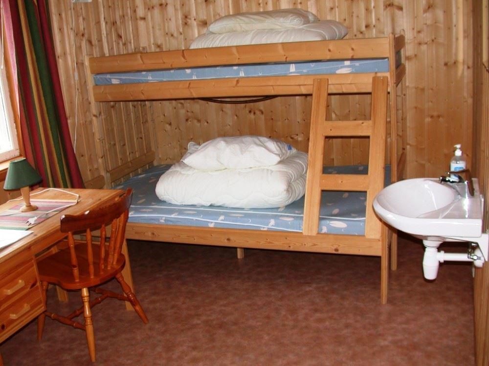 Overnatt i historiske omgivelser - Folldal Gruver